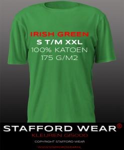 STAFFORD WEAR – T-SHIRT DESIGN1