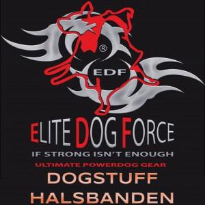 3-1-1.ELITE DOG FORCE - HALSBANDEN