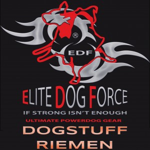 3-1-3.ELITE DOG FORCE - RIEMEN